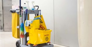 commercial office cleaning in Sydney