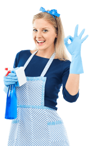 professional home cleaner