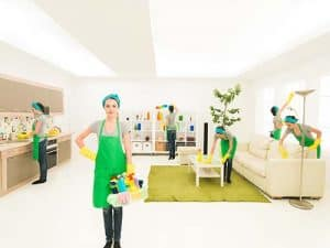 home cleaning services in Sydney